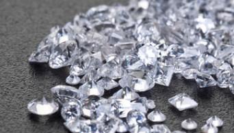 Um Wertpapiere mit Diamanten zu hinterlegen, braucht man zunächst einen standardisierten Warenkorb.