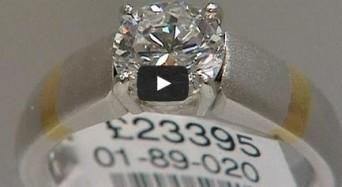 Diamantenmarkt
