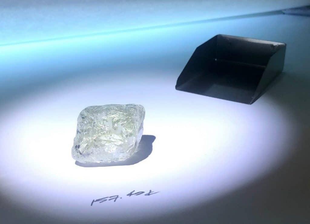 Diamanten, Kanada